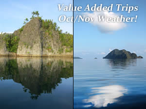 raja ampat liveaboards website